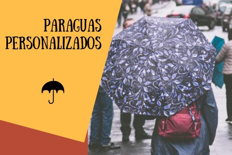 paraguas personalizados vintage