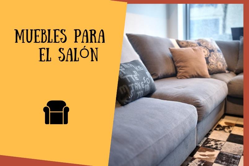 Cómo incorporar muebles modernos a un Salón Vintag