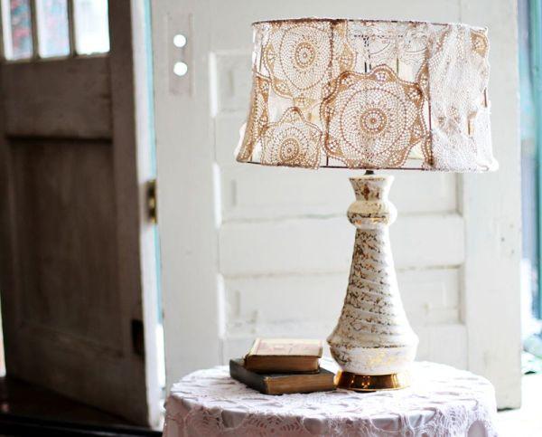 Lámparas vintage para la decoración del hogar.