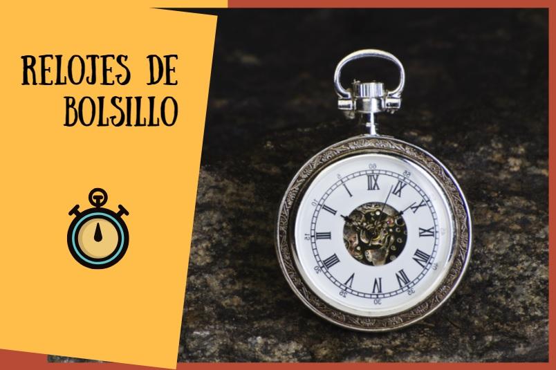 Los relojes de bolsillo: una moda vintage que ha vuelto